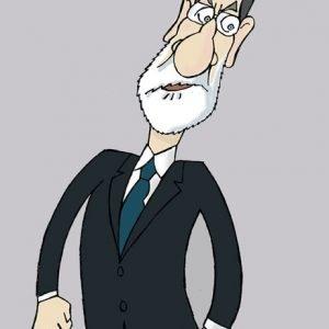Rajoy, humor e soberbia por Siro